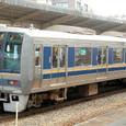JR西日本 207系 H5+S41編成⑦ クハ207形(基本番台改) クハ207-105