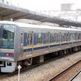 JR西日本 207系 H5(基本番台改)+S41編成(1000番台)