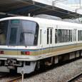 JR西日本 221系 NC607編成⑥ クモハ221形 クモハ221-27 大和路快速