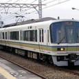 JR西日本 221系 NA403編成④ クモハ221形 クモハ221-17 阪和線快速