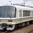 JR西日本 221系 NA403編成① クハ221形 クハ221-17 阪和線快速