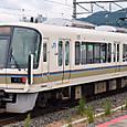 JR西日本 221系リニューアル車 NA418編成④ クモハ220形 クモハ220-1