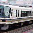 JR西日本 221系リニューアル車 NC602編成⑥ クモハ221形 クモハ221-3