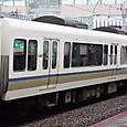 JR西日本 221系リニューアル車 NC602編成⑤ モハ221形 モハ221-3