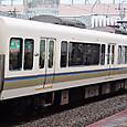 JR西日本 221系リニューアル車 NC602編成③ モハ220形 モハ220-3