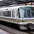 JR西日本 221系リニューアル車 NC602編成① クハ221形 クハ221-3