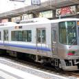 JR西日本 223系2500番台 E860編成① クハ222形2500番台 クハ222-2504 紀州路快速