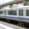JR西日本 223系2500番台 E860編成② サハ223形2500番台 サハ223-2503 日根野電車区