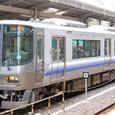 JR西日本 223系2500番台 E860編成③ クモハ223形2500番台 クモハ223-2504 日根野電車区
