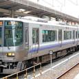 JR西日本 223系2500番台 2次車 E860編成 3連 紀州路快速 日根野電車区