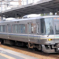 JR西日本 223系1000番台 W5編成① クハ222形1000番台 クハ222-1009 網干総合車両所