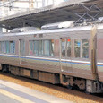 JR西日本 223系1000番台 W5編成② モハ223形1000番台 モハ223-1014 網干総合車両所
