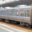 JR西日本 223系1000番台 W5編成③ サハ223形1000番台 サハ223-1024 網干総合車両所