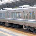 JR西日本 223系1000番台 W5編成⑥ サハ223形1000番台 サハ223-1022 網干総合車両所