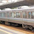 JR西日本 223系1000番台 W5編成⑦ サハ223形1000番台 サハ223-1021 網干総合車両所