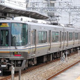 JR西日本 223系6000番台 *MA10編成 丹波路快速 宮原総合車両所