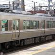 JR西日本 223系6000番台 MA17編成② モハ223形6000番台 モハ223-6329 宮原総合車両所