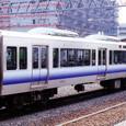 JR西日本 223系 E804編成② サハ223形0番台 サハ223-8 阪和線快速