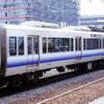 JR西日本 223系 E804編成④ サハ223形100番台 サハ223-104 阪和線快速
