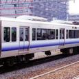 JR西日本 223系 E804編成⑤ サハ223形0番台 サハ223-7 阪和線快速