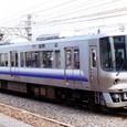 JR西日本 223系 E804編成⑥ クモハ223形0番台 クモハ223-4 阪和線快速
