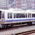 JR西日本 223系 E853編成② クハ222形100番台 クハ222-102 阪和線普通