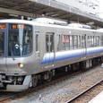 JR西日本 223系 E854編成① クハ222形100番台 クハ222-102 日根野電車区