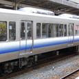 JR西日本 223系 E854編成② サハ223形 サハ223-7 日根野電車区
