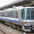 JR西日本 223系 E854編成 3両編成 日根野電車区