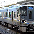 JR西日本 225系100番台 U005編成④ クモハ225形100番台 クモハ225-102