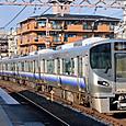 JR西日本 225系5100番台 HF603編成 6両編成