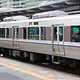 JR西日本 225系6000番台 ML03編成④ モハ224形6000番台 モハ224-6031 丹波路快速