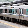 JR西日本 225系6000番台 ML03編成⑤ モハ224形6000番台 モハ224-6030 丹波路快速
