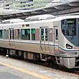 JR西日本 225系6000番台 ML03編成⑥ クモハ225形6000番台 クモハ225-6011 丹波路快速