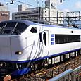 JR西日本 281系 A632編成⑨ クモハ281形 クモハ281-2 関空特急「はるか」増結編成