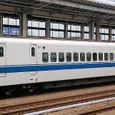 JR西日本 300系新幹線 F6編成⑪ 325形3700番台 325-3706