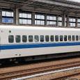 JR西日本 300系新幹線 F6編成⑭ 325形3000番台 325-3012