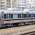 JR西日本 321系 D6編成① クモハ320形 クモハ320-6