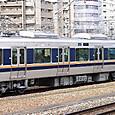 JR西日本 321系 D6編成➁ モハ321形 モハ321-12