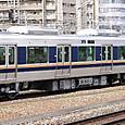 JR西日本 321系 D6編成④ モハ320形 モハ320-12
