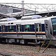JR西日本 321系 D6編成⑦ クモハ321形 クモハ321-6 2パン化前