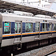 JR西日本 321系 D1編成② モハ321形 モハ321-2