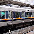 JR西日本 321系 D1編成④ モハ320形 モハ320-2