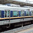 JR西日本 321系 D1編成⑥ モハ320形 モハ320-1