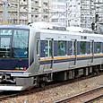 JR西日本 321系 D20編成① クモハ320形 クモハ320-20