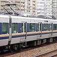 JR西日本 321系 D20編成② モハ321形 モハ321-40