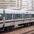 JR西日本 321系 D20編成③ サハ321形 サハ321-20