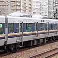 JR西日本 321系 D20編成④ モハ320形 モハ320-40