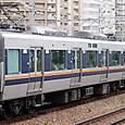 JR西日本 321系 D20編成⑤ モハ321形 モハ321-39