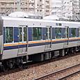 JR西日本 321系 D20編成⑥ モハ320形 モハ320-39